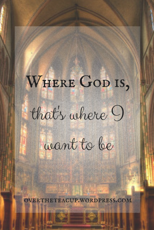 Where God is