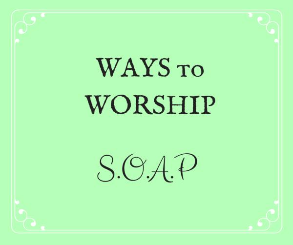 WAYS to WORSHIP2